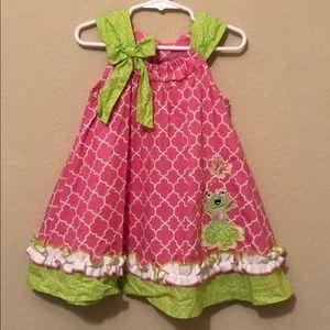 3T Bonnie Jean dress